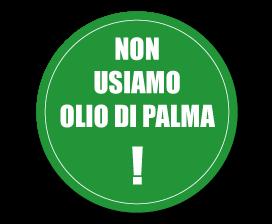 no olio di palma